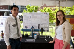Reclaiming wastewater nutrients