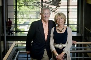 Mike and Judy Gaulke
