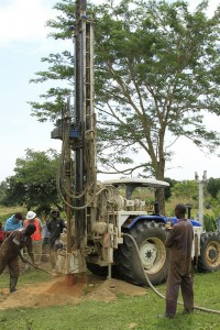 Drilling underway for Lela's new well