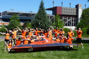 Oregon State Solar Vehicle Team