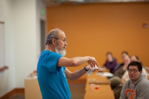 Skip Rochefort, Oregon State College of Engineering