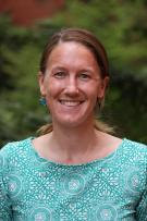 Hannah Rolston, Ph.D. candidate in environmental engineering.