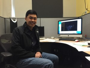 Philip Nguyen - Fall 2014 Undergraduate of the Quarter