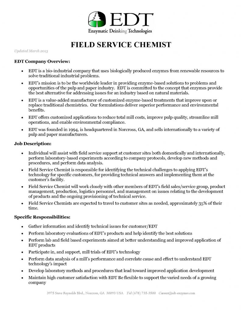 field-service-chemist-job-description-2013-2pg_page_1