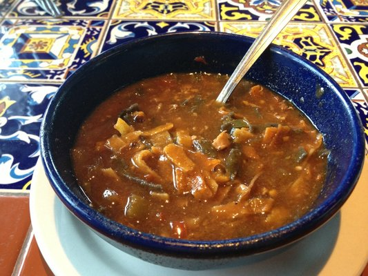 Southwest Soup