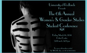 Women's and Gender Studies Conference Poster