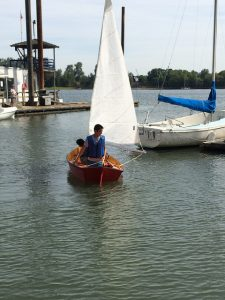 maker club sailboat