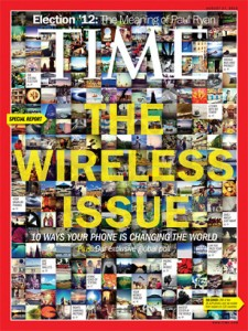 Time Magazine - The Wireless Issue