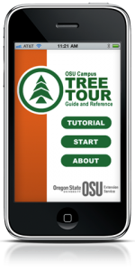 OSU Tree Tour App Screen Shot