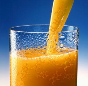 Orange Juice Vitamin C