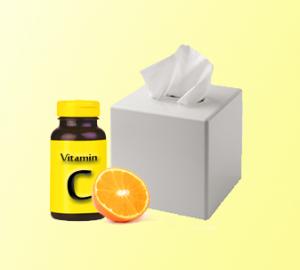 Common Cold Vitamin C mini