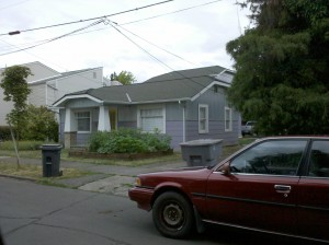 Single story house in Corvallis