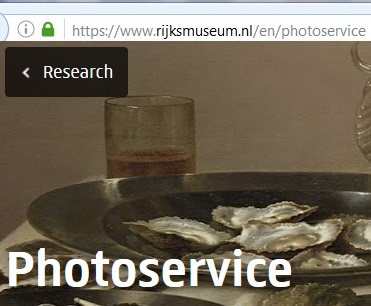 free public domain images from rijks museum