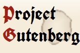 gutenburg project