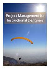 project management for instructional designers book cover