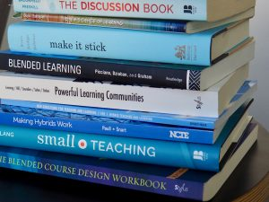 Books about teaching and learning