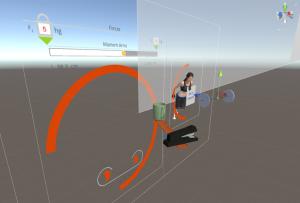 project window inside Unity3D