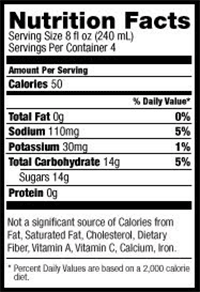Beverages-Nutrition-Facts-8-oz-web