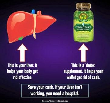 liver vs detox
