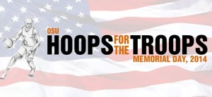 OSU Hoops for the Troops
