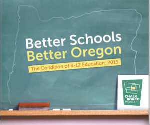 betterschoolsbetteroregon
