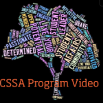 Screenshot from the CSSA Program Video