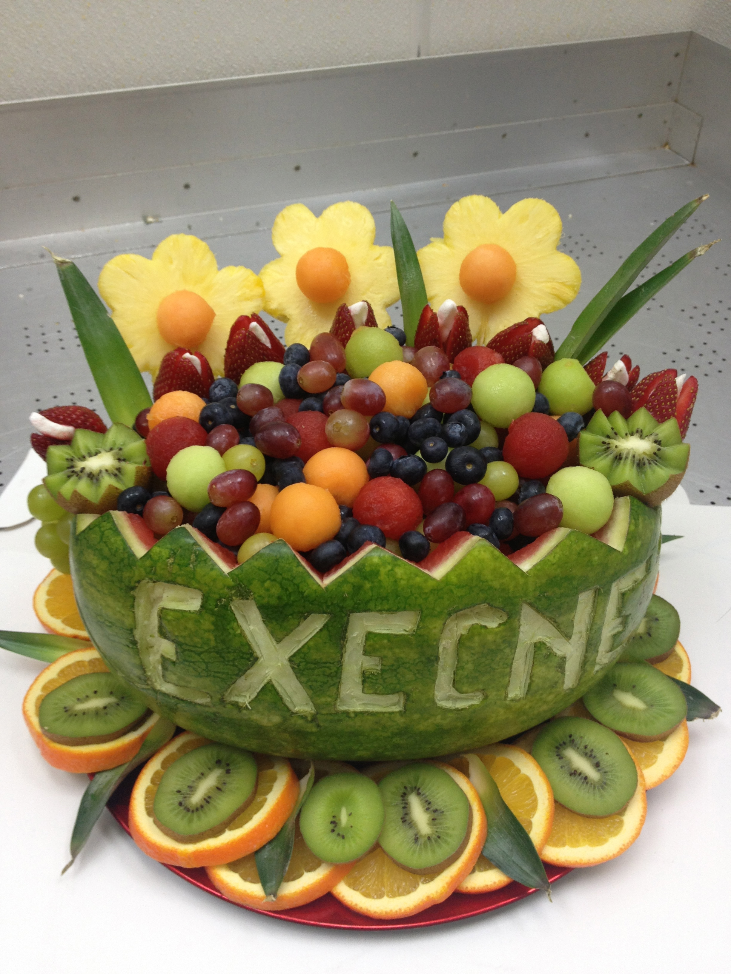 Fruit Carving Inspiration - Fun Stuff Happening At the ...