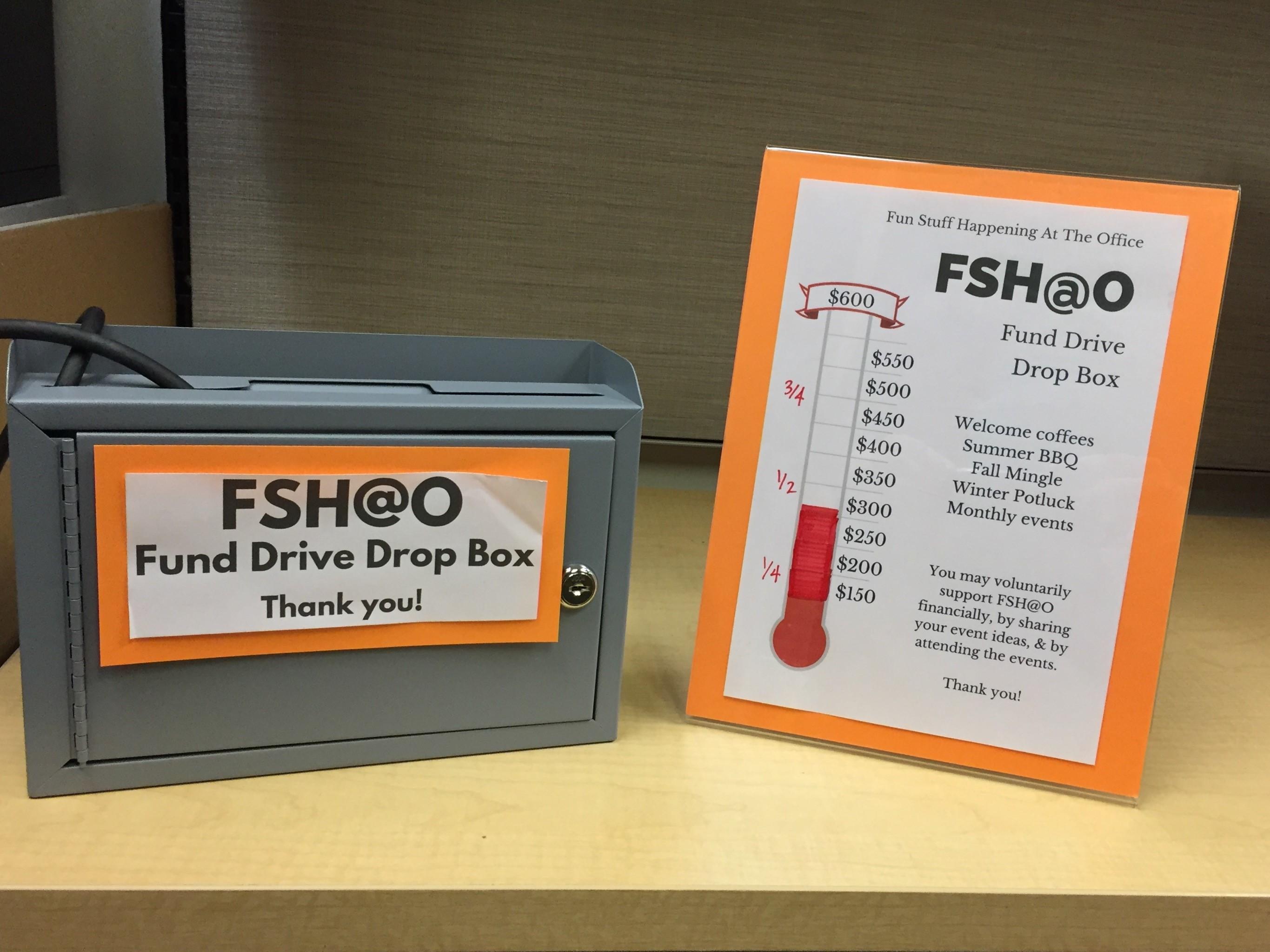 FSH@O Fund Drive Box 2017