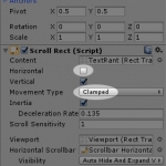 Anima » Blog Archive Unity3D (5 x): How to make a quick scrolling