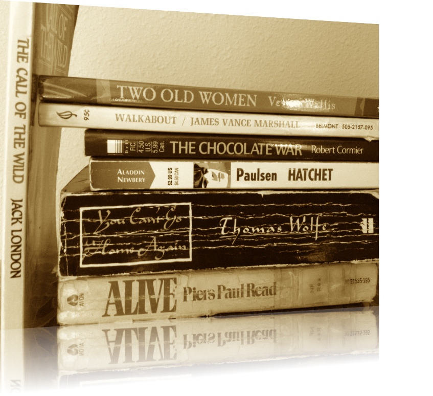 Coe Collective Book Spine Poetry Creation Invite Tech D Out Learningtech D Out Learning