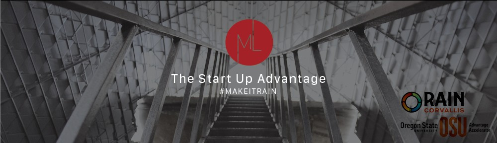 The Start Up Advantage