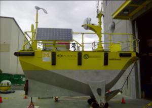 Ocean Sentinel platform