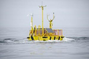 Ocean Sentinel energy test platform