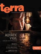 Terra Magazine cover