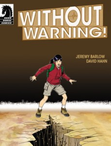 Without Warning comic cover