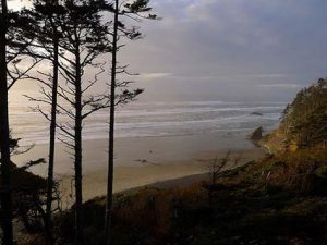 Photo of Oregon coast