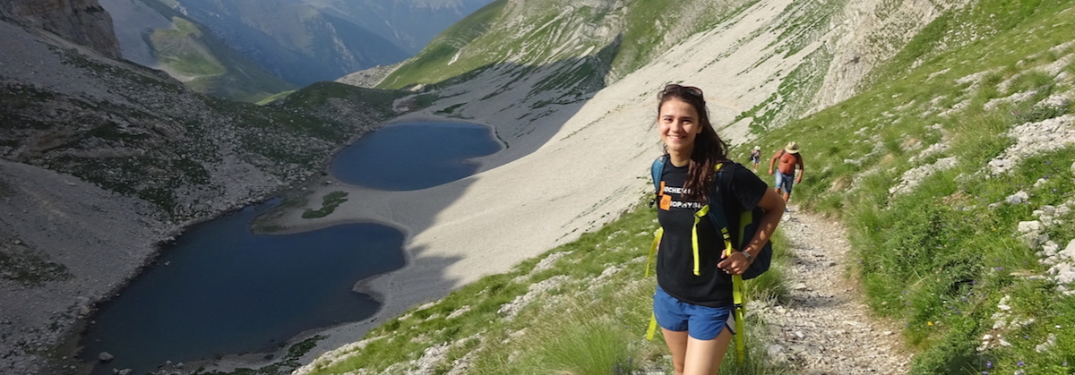 Life of one biochemistry student:  From music and dancing to research in Italy