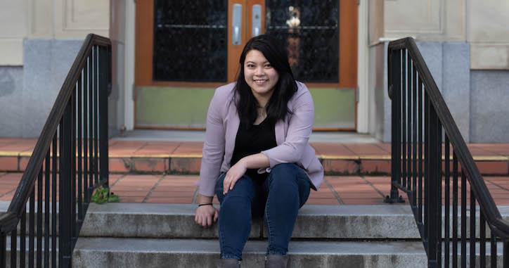 Honors Link | Biohealth student snags prestigious bioethics