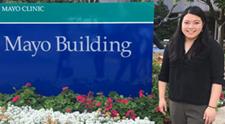 Sydney Phu Completes Internship at Mayo Clinic