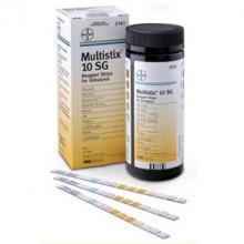 Siemens Multistix Urinalysis Test Strip
