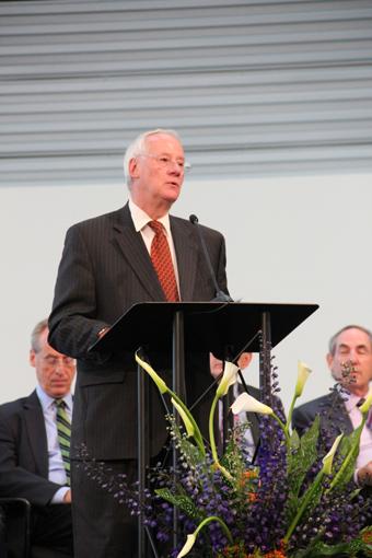 Edward Ray, Ph.D., President OSU