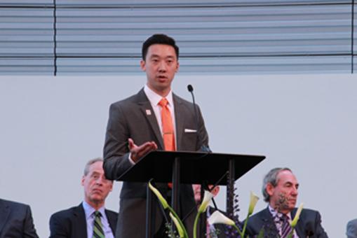 Steve Lam, 2015 OSU/OHSU Pharm.D. Candidate