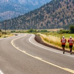 OSU Runners, Prineville to the Painted Hills.