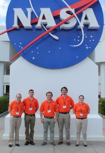 Auto Safe team at Kennedy Space Center