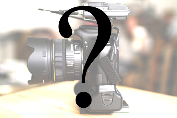 Camera-question-mark