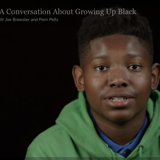 Growing Up Black Social And Environmental Justice Work Group