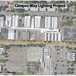 Campus Way Lighting  Project