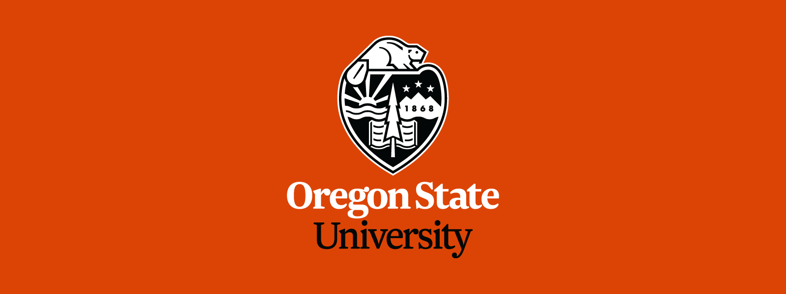 Oregon State Univeristy - Institutional Crest