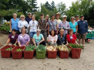 MG Trainees at Vegetable Clinic