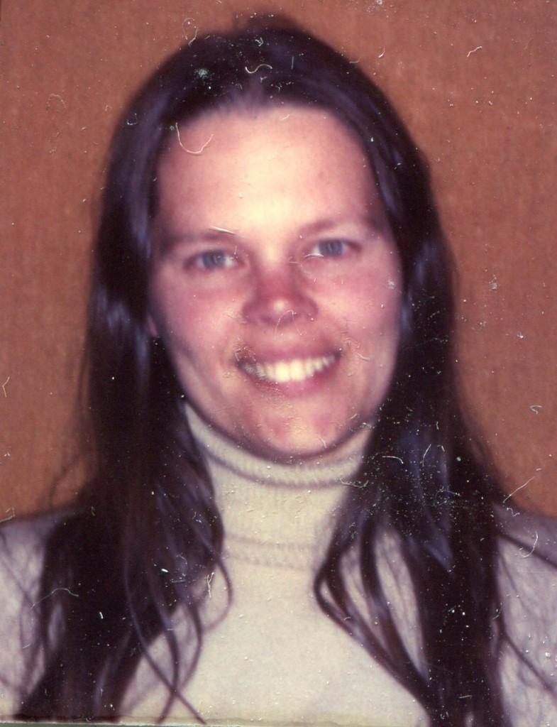 Janet Lamberson ca 1970s; retired 2009